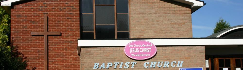 Hainault Baptist Church